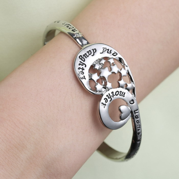 Aliexpress.com : Buy Hot Personality Bangles Handmade Bracelet for ...
