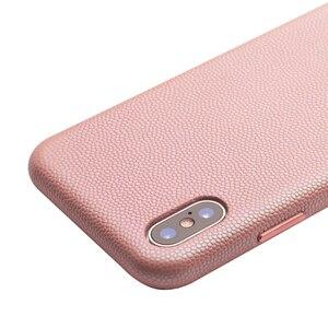 Image 5 - Роскошный чехол QIALINO из натуральной кожи для Apple iphone X/XS 5,8 дюйма, стильный ультралегкий чехол накладка для iPhone XS MAX 6,5 дюйма