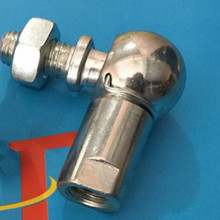 rod ends bearings universal joint CS19-3 ball M16 Clockwise teeth joints M16*1.5 free shipping