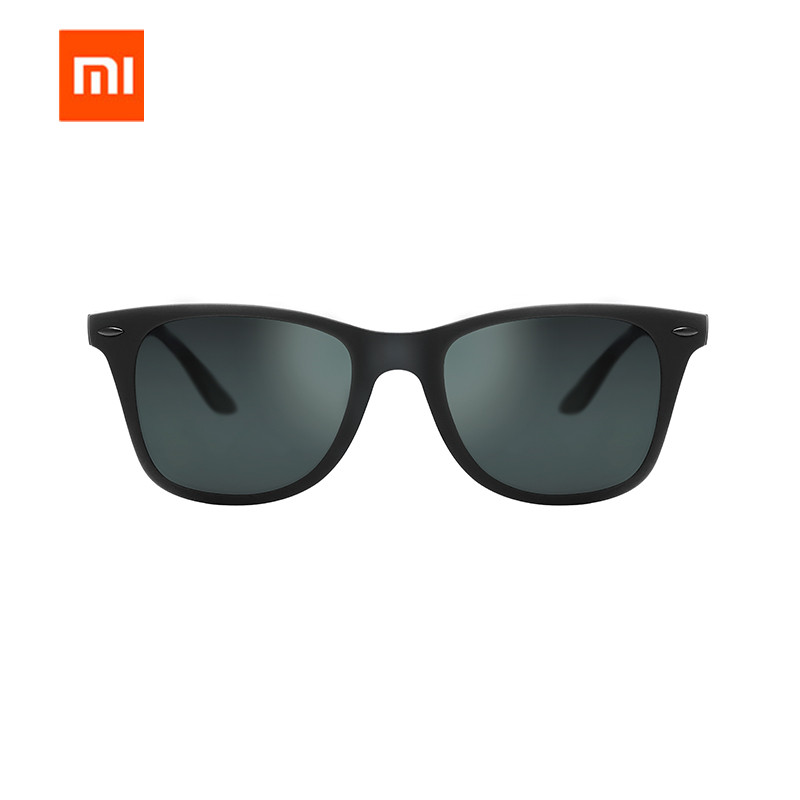 Xiaomi Mijia Youpin TS Hipster Traveler Sunglasses For Man & Woman Polarized Lens UV Outdoor Sports Cycling Driving Sunglasses