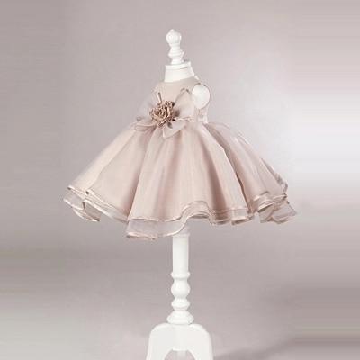ФОТО Summer princess dress children's wear the new 2016 baby girls dress dress children bitter fleabane tu tu girls dress