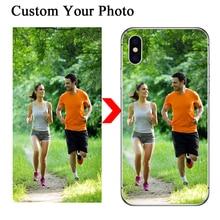 Заказанное кольцо чехол для телефона для samsung Galaxy S10 S9 S8 Примечание 10 плюс A70 A50 A40 A10 A6 M20 настроенное покрытие фоторамка