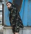 2016 Nova Mens Inverno Camuflagem Blusão Jaquetas de Boa Qualidade Masculino Camo Lona Ocasional À Prova de Vento Blusão Para Homens S-2XL