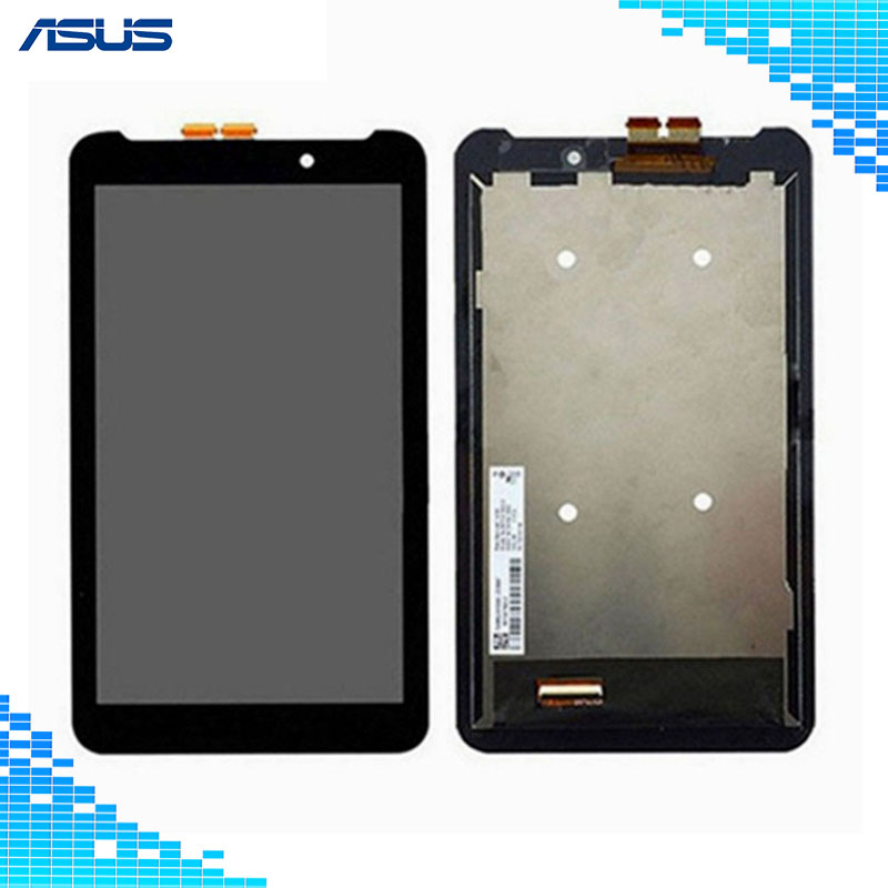 US $27 18 21% OFF|Asus ME70C Original Black LCD Display+Touch Screen  Assembly Repair For Asus MeMO Pad 7 ME70C ME 70C ME170CX 7inch LCD  assembly-in