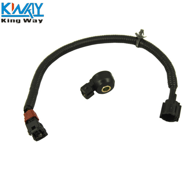 Nissan Knock Sensor Wire Harness - Wiring Diagram Library