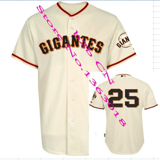 new products 04d20 5a933 giants gigantes jersey