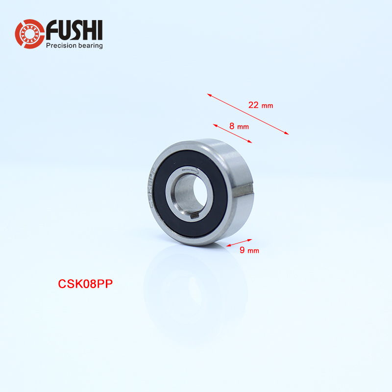 CSK8PP One Way Bearing Clutches 8*22*9mm ( 1 PC) With Keyway CSK608PP FreeWheel Clutch Bearings CSK08PPCSK8PP One Way Bearing Clutches 8*22*9mm ( 1 PC) With Keyway CSK608PP FreeWheel Clutch Bearings CSK08PP