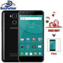 DOOGEE Y6C 5.5 дюймов 4 Г HD Смартфон Android 6.0 окта основные MTK6750 2 Г + 16 ГБ Отпечатков Пальцев 13.0 МП LTE Мобильный Телефон ЕС Вилка ВЕЛИКОБРИТАНИИ