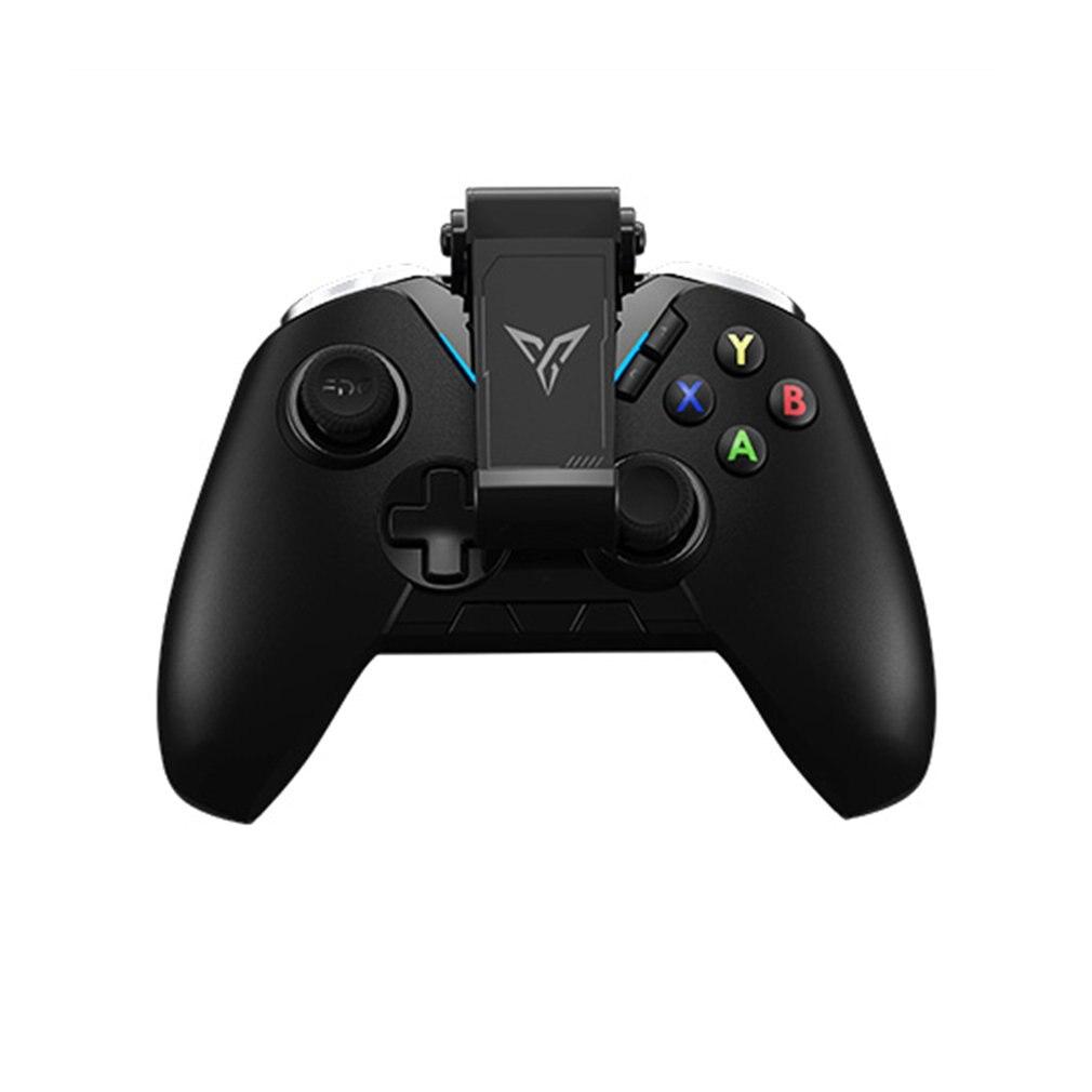 Беспроводной геймпад с датчиком движения игровой контроллер с RGB подсветкой для iOS Android телефон планшетный ПК, телевизор коробка