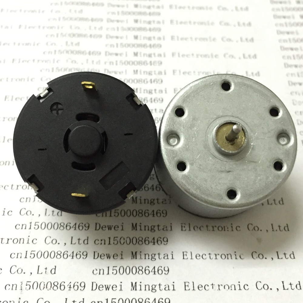 2PCS/LOT RA-520 12V  6000RPM RA-520-12V-6000rpm