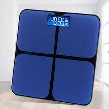 Hot Electronic Floor Scales Smart Body weight Scale  Bathroom Weight Mensure Digital Weegschaal LCD Display Division 150kg pet weight scale 150kg 50g stainless steel pet electronic scale pet dog weight electronic weigh 110 220v 1pc