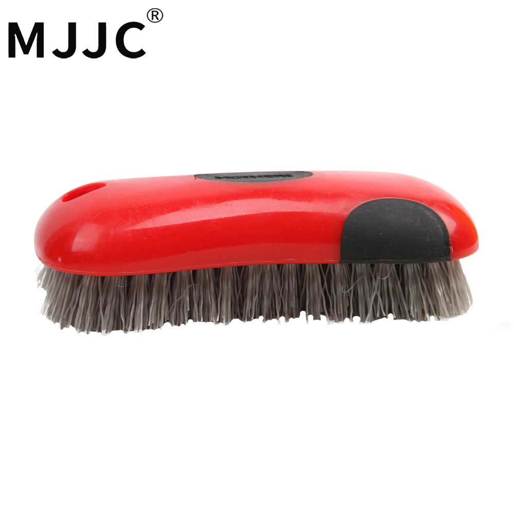 MJJC Window Dust Cleaning Wash Brush Duster Tool Truck Cleaner Car Care New Car Wheel Tire Rim Seat цена