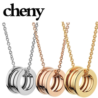 cheny fit bulgaria s925 sterling silver luxury necklace popular ceramics design party decoration choker jewelry for womens lover