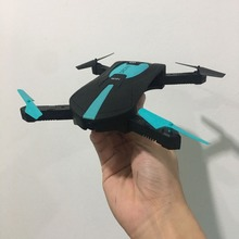 H37 JY018 ELFIE WiFi FPV Quadcopter 2MP 720P pixels Mini Dron Foldable Selfie Drone with Cam HD Bug Skilled RC Helicopter