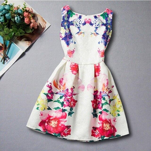 2017 New Design Little Teens Girl Wedding Formal Party Dress