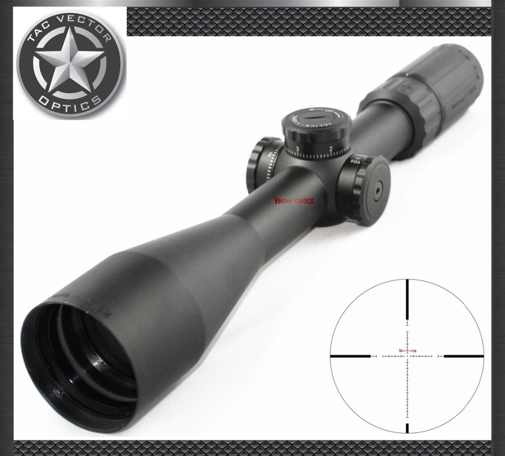 TAC Vector Optics Marksman 6-25x50 Tactical Gun Rifle Scope MPT1 Reticle Low Turret 1/10 MIL Adjustment with Mount Free Shipping marksman airgun bolts 12ct