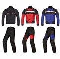 Protector Engranajes Duhan Mens Pantalones de Moto de Carreras de Motocross Combinaciones de Pantalon