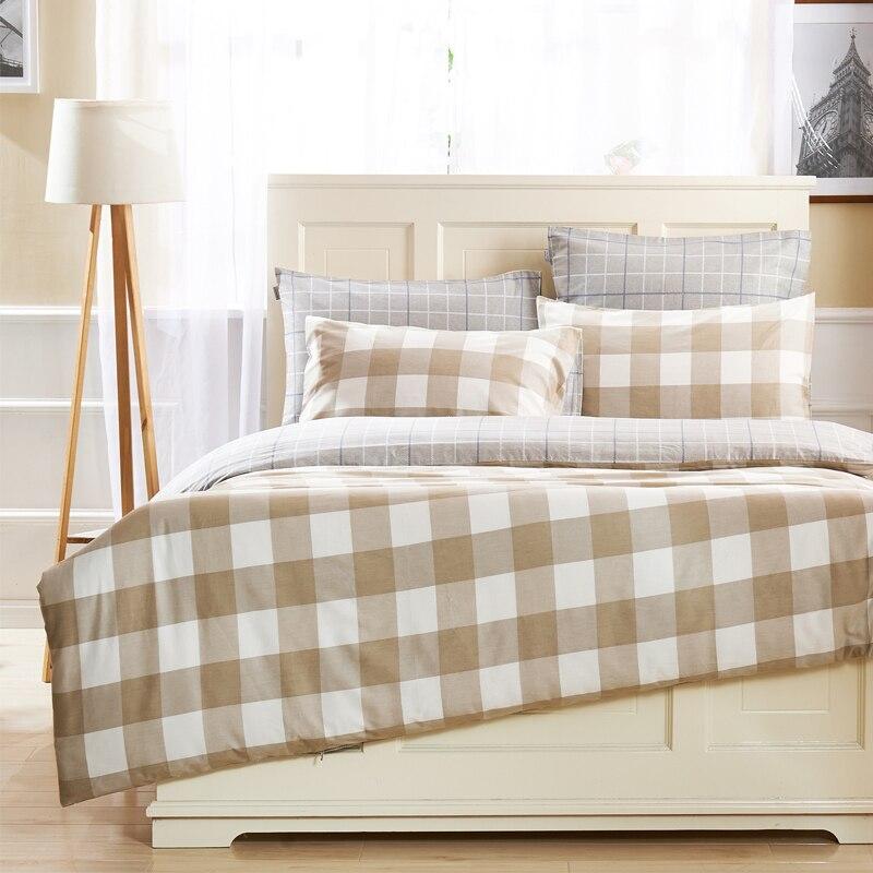 ikea 4pcs bedding set duvet cover fitted sheet flat sheet with white black pink beige blue grey. Black Bedroom Furniture Sets. Home Design Ideas