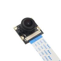 5 Megapixel Raspberry Pi 3 Night Vision Camera OV5647 Sensor Fisheye Wide Angle Camera Module For