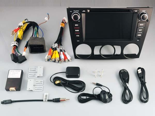 Navirider восемь основных Android 7.1.1 4 ГБ ОЗУ dvd-плеер автомобиля для <font><b>BMW</b></font> <font><b>E90</b></font>/E91/E92/E93 /Руководство воздух-con мультимедиа HD радио с GPS