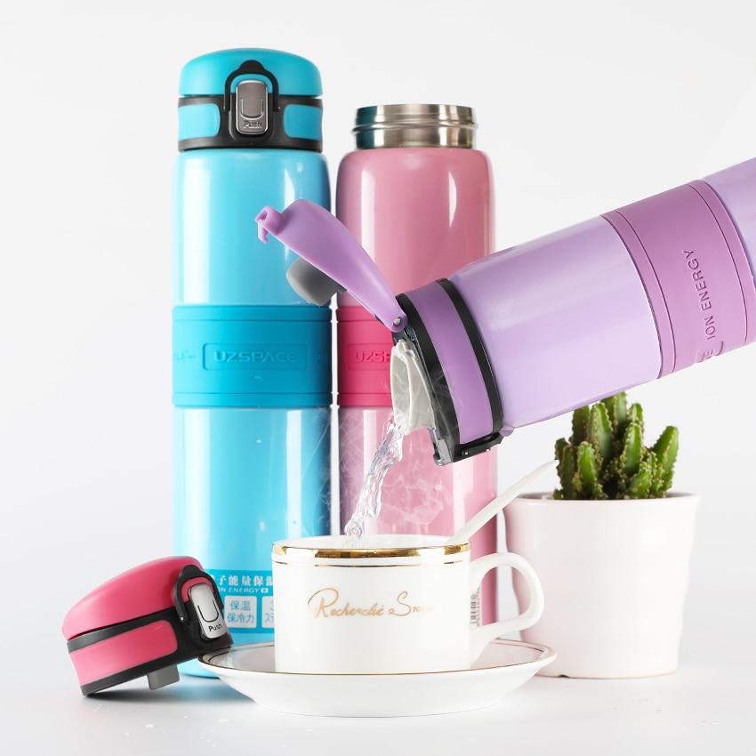 2017 Uzspace Ausgezeichnete Anion Energy Vacuum Und Frauen Edelstahl - Küche, Essen und Bar - Foto 2
