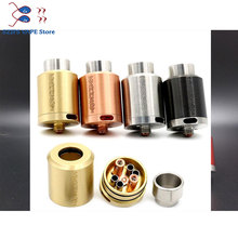 Kennedy 24MM Revolving Dripping Atomizer Spraying Spray With Broach Lower Loader Best Quality RDA Tank For Box vs GOON 528