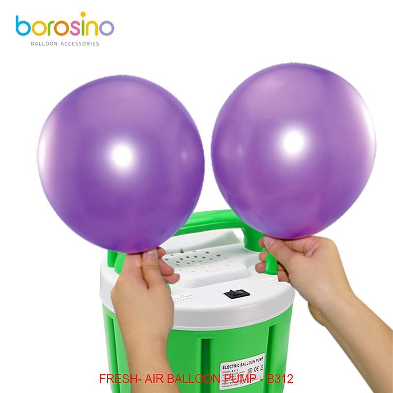 B312 Jaunas divas sprauslas Fesh Air High Power elektriskā balona - Svētku piederumi