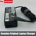 New original 20 v 65 w ac carregador adaptador para ibm lenovo thinkpad x100e x200 x201
