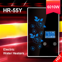 HR 55Y 220 V /50 Hz Immediate Electric Shower Speed Hot Shower Bath Induction Heater Electric Heater Water Heater Warm Water