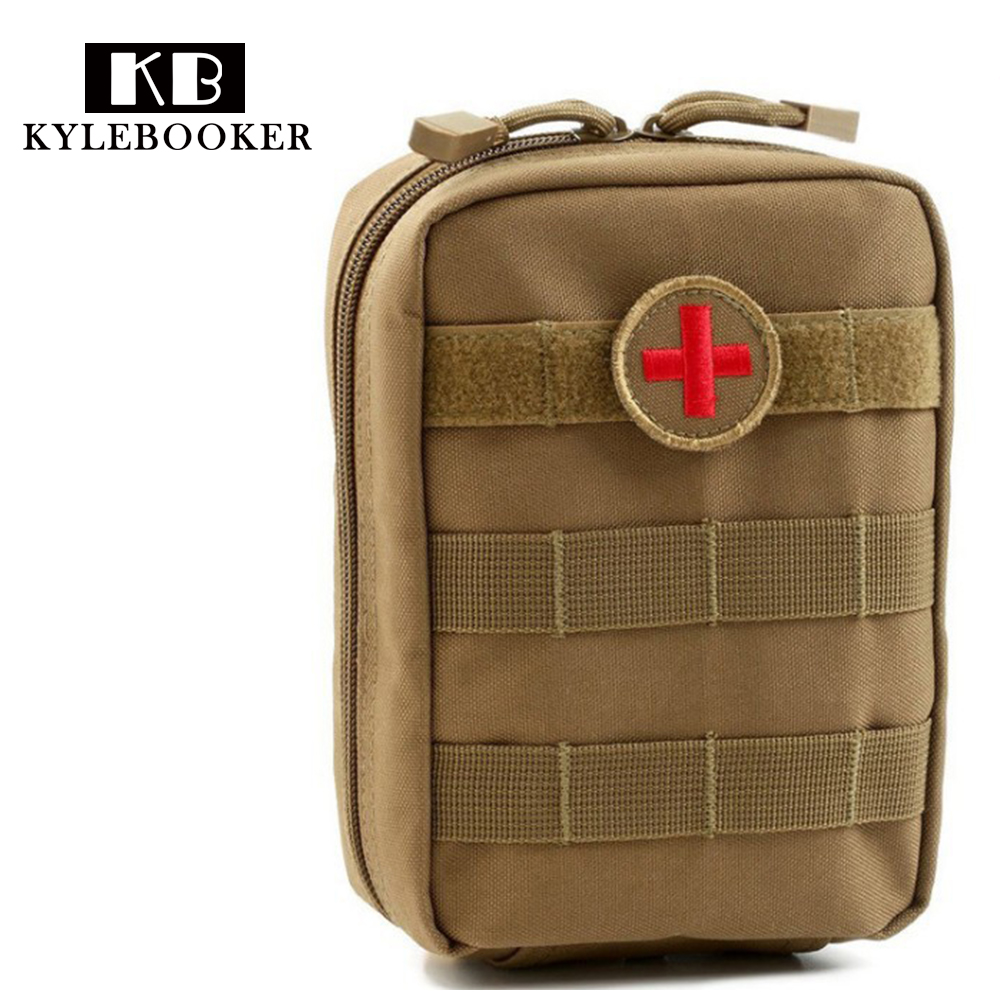 First Aid Bag Only Molle Medical EMT Cover Outdoor Emergency Military Program IFAK Package Travel Hunting Utility Pouch купить