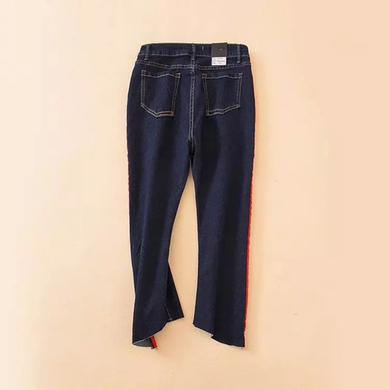 ACHETER-VIE-2017-Denim-jeans-boyfriend-femmes-fonds-femme-rouge-ligne- pantalon-Bleu-casual-Contraste-couleur.jpg 01357dd6fbe