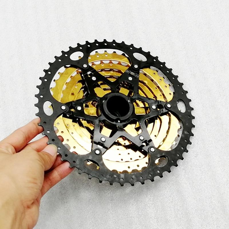 Road Bicycle BMX MTB CYSKY 11 Speed Cassette 11Speed 11-50 Cassette Fit for Mountain Bike Light Weight Sram Sunrace Shimano ultegra xt