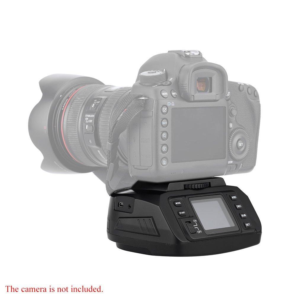 Автоматический штатив с шаровой головкой AD-10, панорамная головка, электронная камера, головки штатива 360 градусов для камер Canon/Nikon/Sony/Pentax