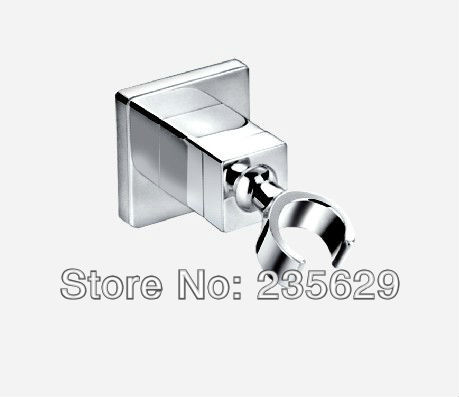 Free Shipping, Brass Material Shower bracket, Bathroom Accessories, Chrome Plated, 360 Angle Operation диски helo he844 chrome plated r20