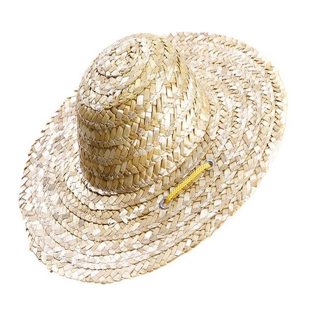 Tienda Online Venta Meng moda retro al aire libre campesino sombrero ...