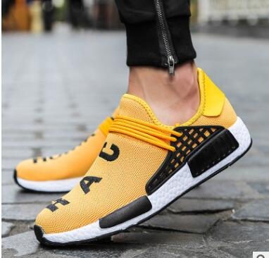 2018 autumn new sneakers mens shoes couple models shoes
