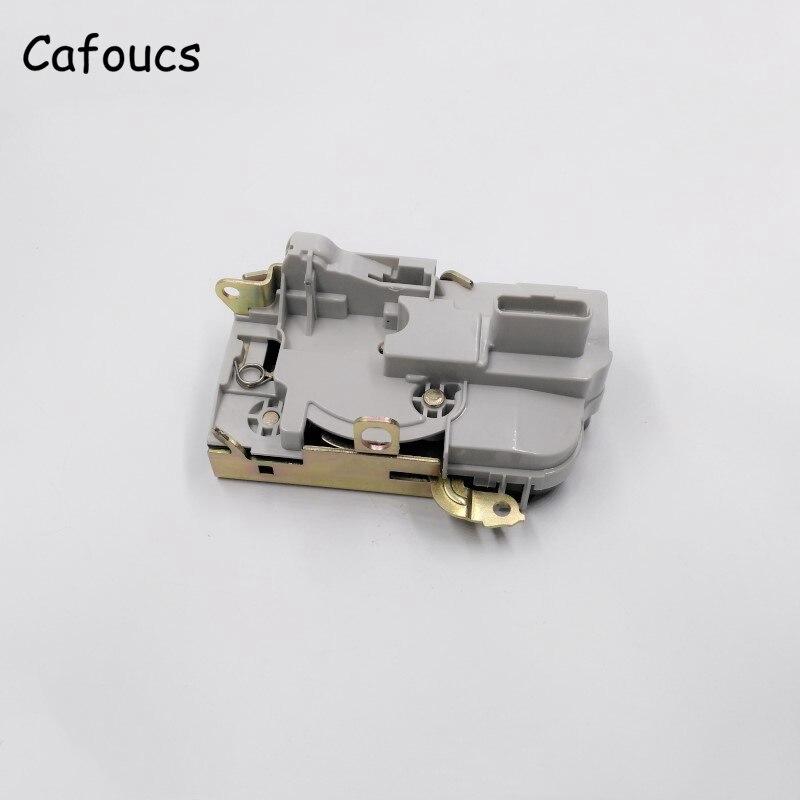 100% Waar Cafoucs Auto Deurslot Voor Peugeot 206 207 Voor Citroen C2 Lock Accessoires Versterkende Taille En Pezen