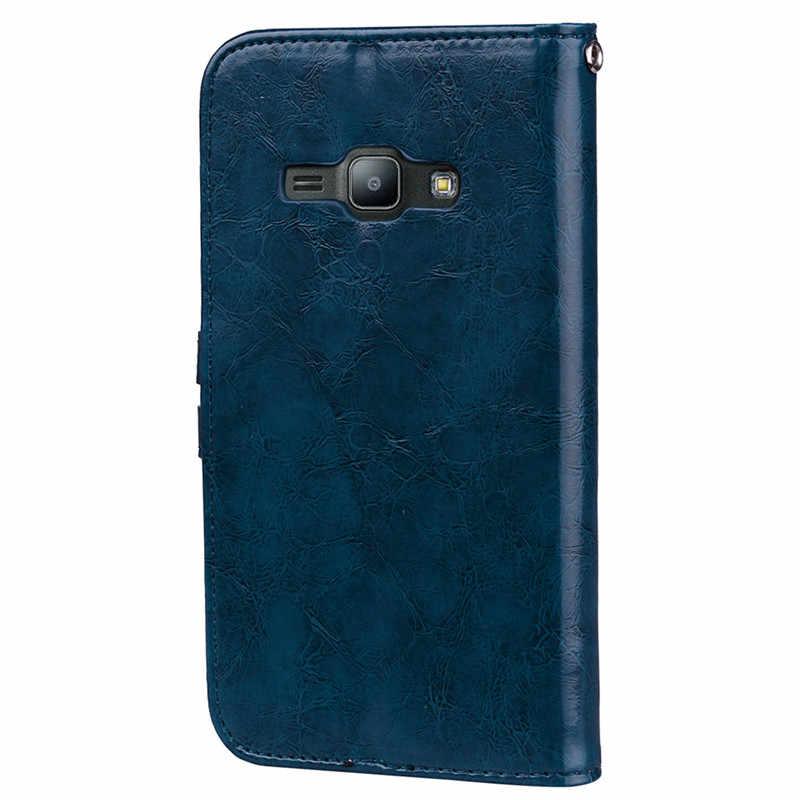 Чехол для samsung Galaxy J1 2016, мягкий силиконовый кожаный чехол-книжка для samsung Galaxy J1 Mini J1 6 J2 Prime 2018, чехол