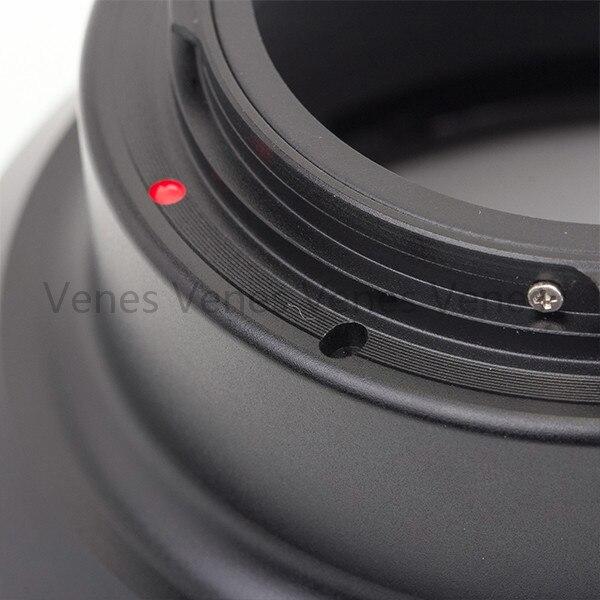 Venes pour PK-67-EOS GE-1 AF confirmer adaptateur de montage d'objectif-combinaison pour Pentax 67 objectif à Canon EOS caméra 4000D/2000D/6D II/200D/77D - 6