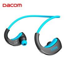 Dacom наушники беспроводные ARMOR водостойкие спортивные беспроводные наушники Bluetooth наушники Стерео Аудио гарнитура блютуз наушники с микрофоном для бега