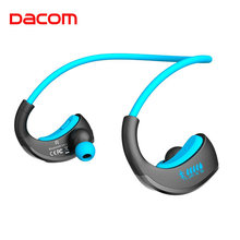 Dacom ARMOR Waterproof Sports Wireless Headphones Bloototh Bluetooth Earphones Headset Ear Phones with Handsfree Mic for Running(China)