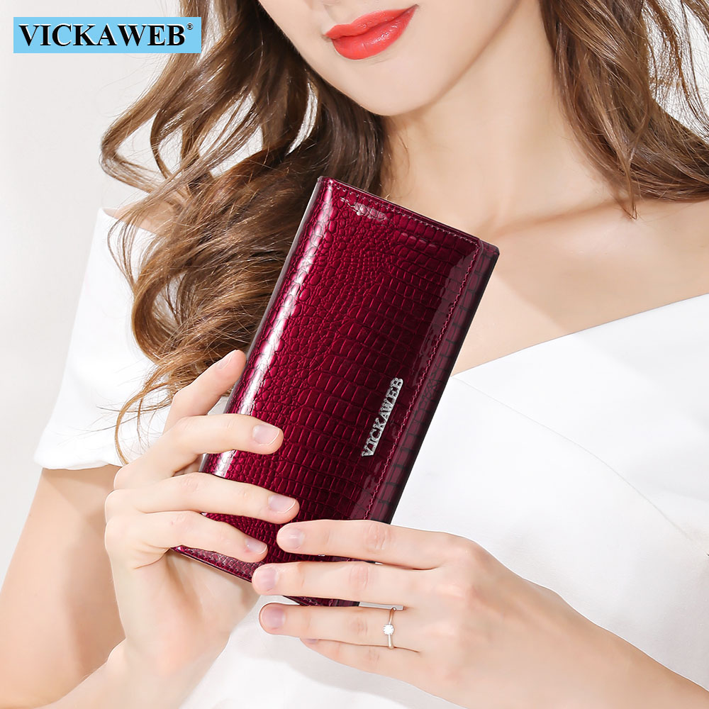 Women Wallets Genuine Leather Wallet Female Purse Long Coin Purses Holders Ladies Wallet Hasp Fashion Womens Wallets And Purses high quality genuine leather women wallet long hasp wallets luxury brand plaid coin purse female clutch ladies leather wallets