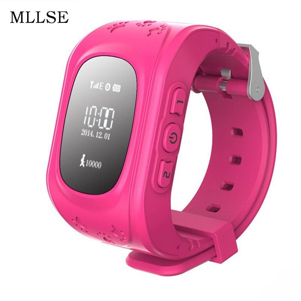 New Q50 font b GPS b font Smart Kid Safe smart Watch SOS Call Location Finder