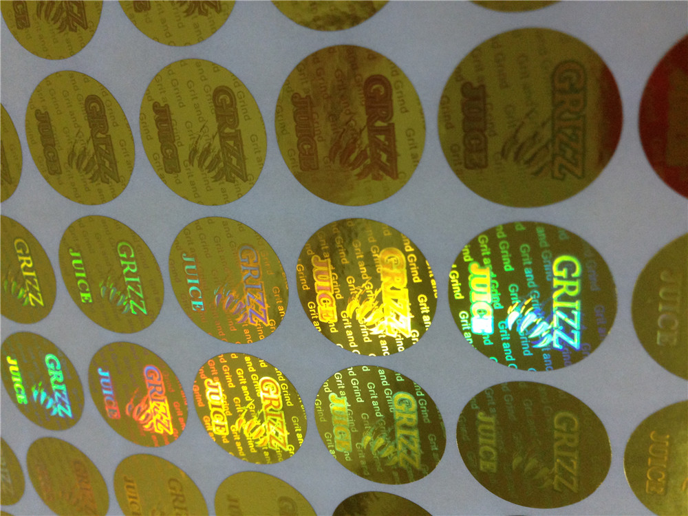 10000pcs Free Shipping Secure Genuine Hologram Sticker Anti Conterfeiting Packaging Labels Tamper Proof Void Open Seal Tape Tags