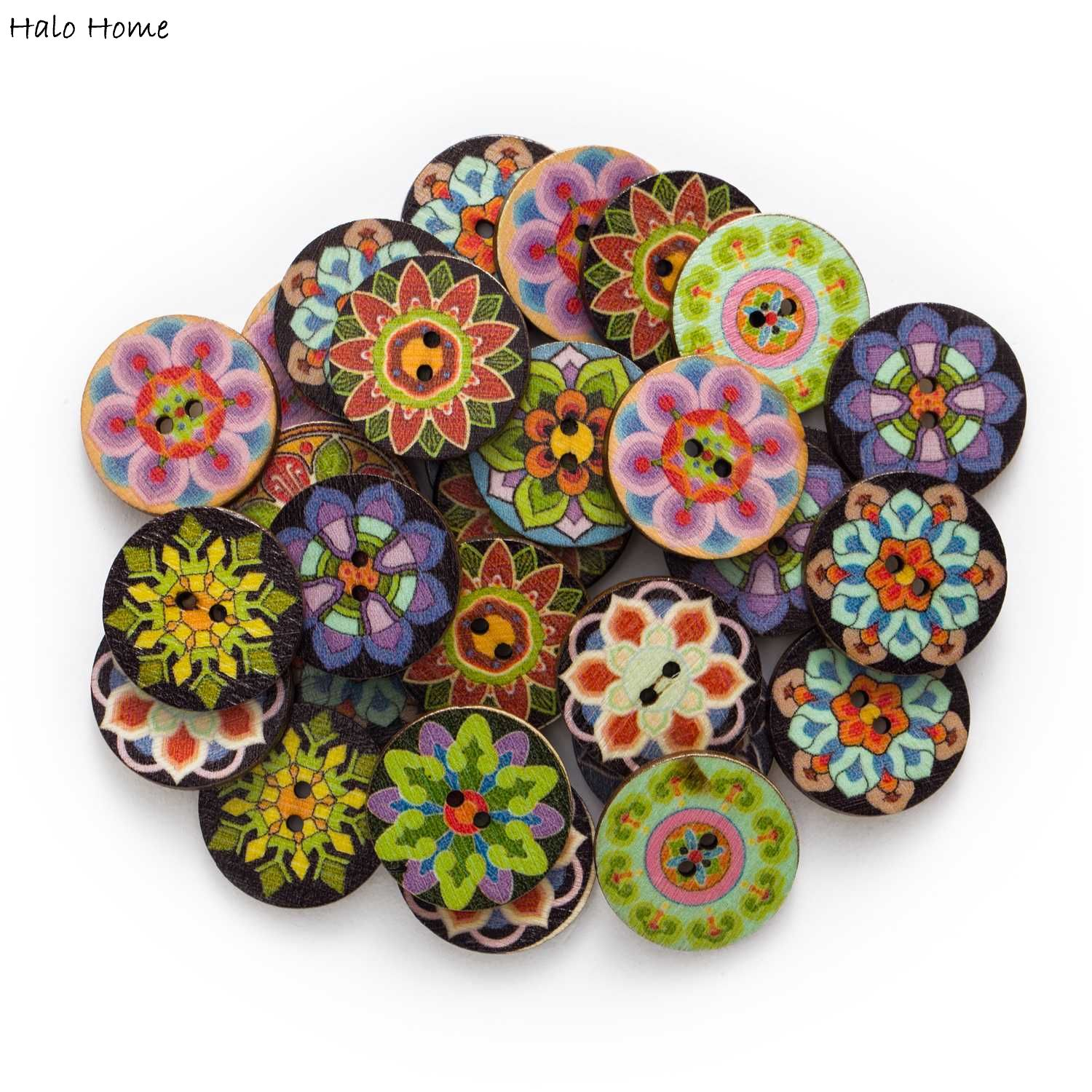 Top 10 Painted Round Wooden Ideas And Get Free Shipping Fe5k6n3j
