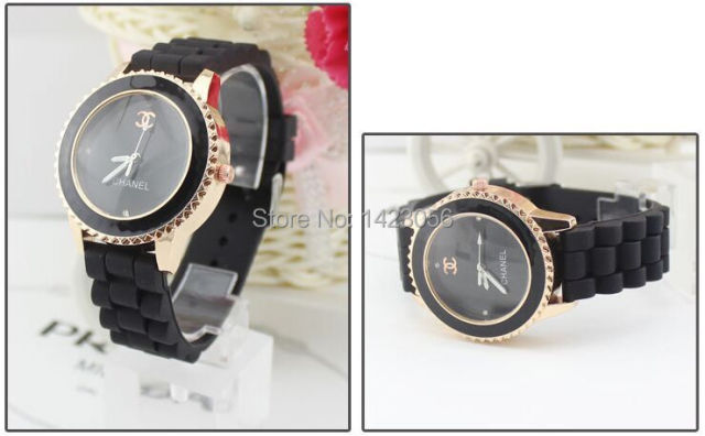 fashion lady royal watches ceramic setting girl clock gift hours s channel watch women fine crystal luxury item bracelet