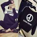 BIGBANG GD право Zhilong с одеждой и длинными рукавами кашемир осень и зима Бейсбол Куртка студентка пары