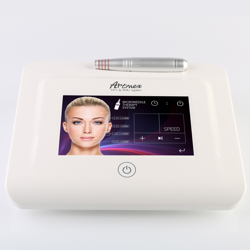 Direct Selling Artmex V11 Permanente Macroblading Digital Permanent Makeup tattoo Machine micro blading pen Eyebrow Eyeliner Lip