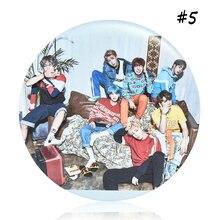 1Pcs Fashion KPOP BTS Badge Brooch