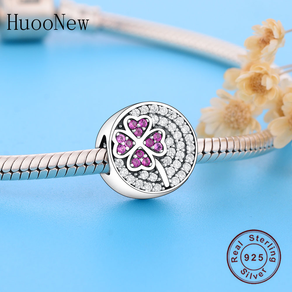 2019 Summer Collection 925 Sterling Silver Flower Beads Charm Fit Original Pandora Charms Bracelet For Woman DIY Jewelrly Making in Beads from Jewelry Accessories